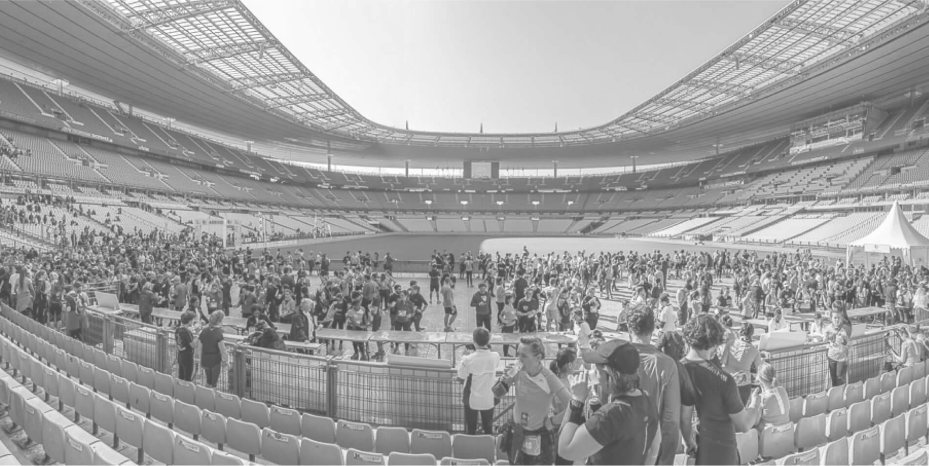 Background-Photo Stade de france